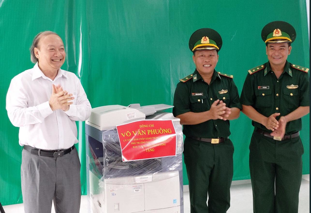 5 tỷ đồng nâng cấp Nhà bia kỷ niệm ngành Tuyên giáo tại Tây Ninh