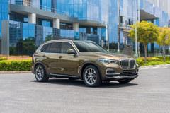 SUV hơn 4 tỷ, chọn Mercedes-Benz GLE hay BMW X5?