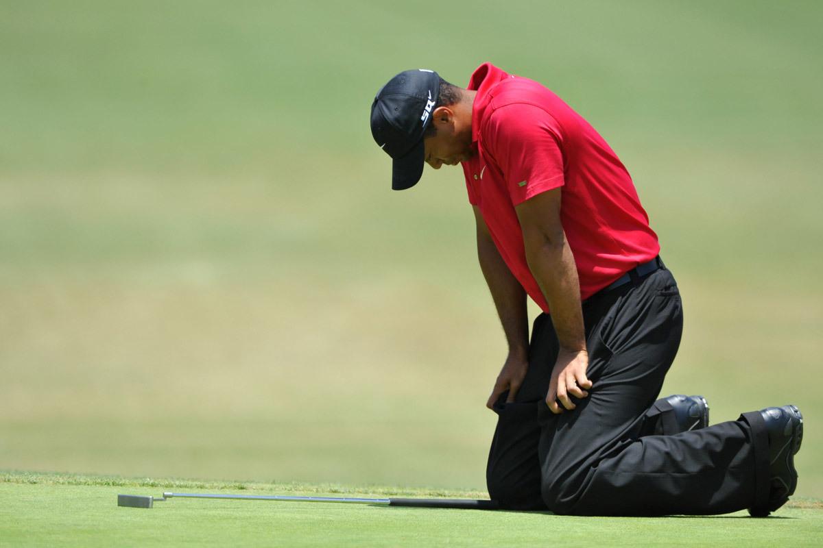 Tiger Woods hối tiếc vì hủy hoại bản thân