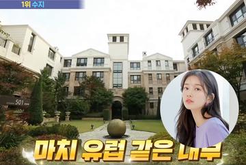 Suzy sở hữu ngôi nhà hơn 77 tỷ đồng