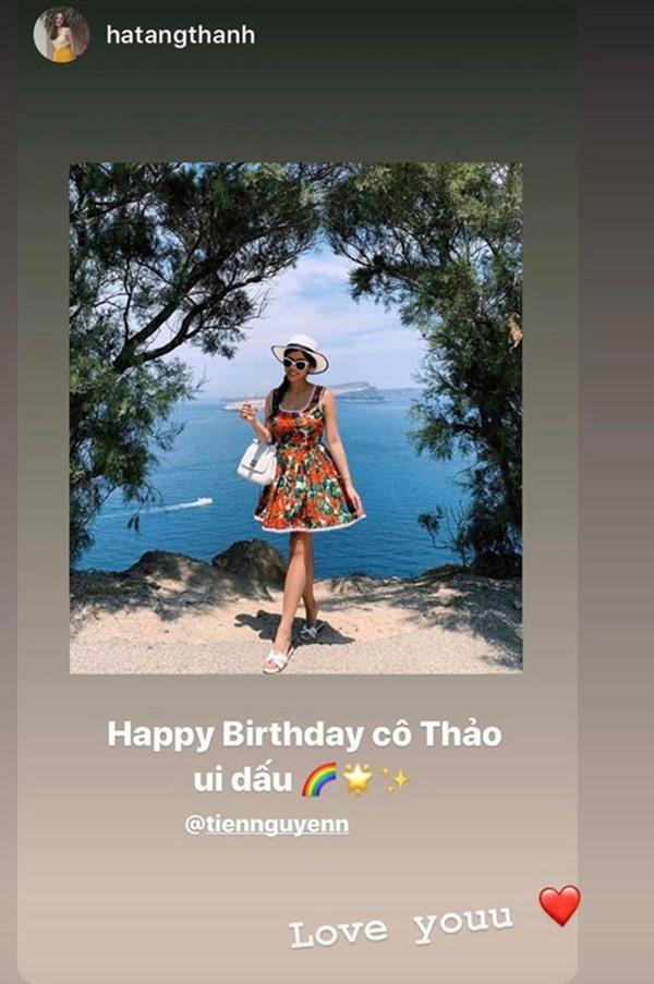 Quà sinh nhật đặc biệt nhất trong đời Tiên Nguyễn
