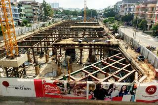 Sở Xây dựng TP.HCM liên đới gì trong vi phạm tại DA Saigon Skyview?
