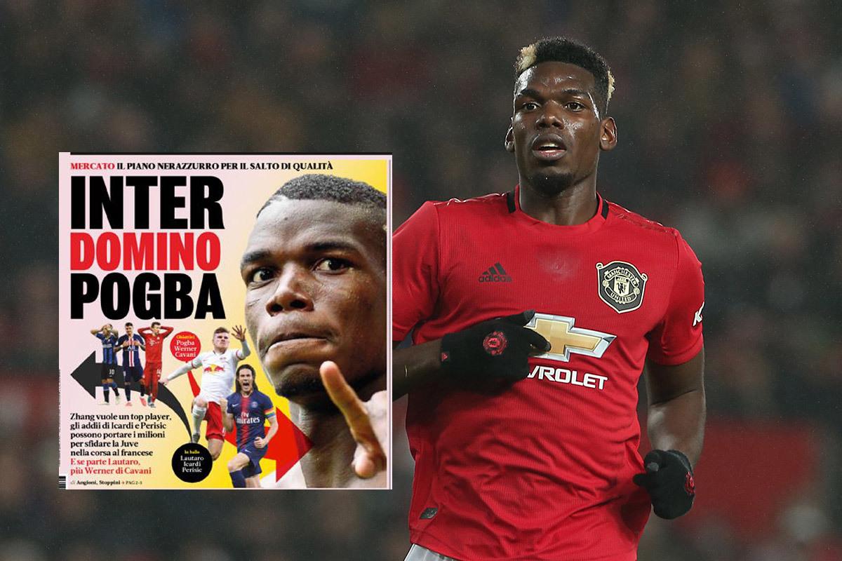 Ông chủ Trung Quốc rót tiền, Inter mua gấp Pogba