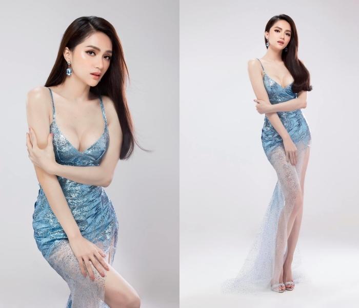 Hương Giang, Quỳnh Chi cuốn hút, gợi cảm