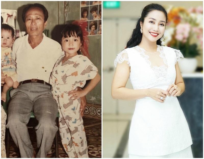 MC Kỳ Duyên, MC Diễm Quỳnh, MC Hoài Anh thủa bé xinh như búp bê