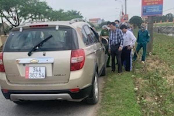 Tài xế lái xe quay lại hiện trường nhận gây ra cái chết cho người phụ nữ