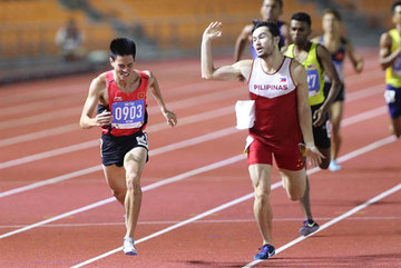With region conquered, middle-distance runner Thai sets sight on further glory