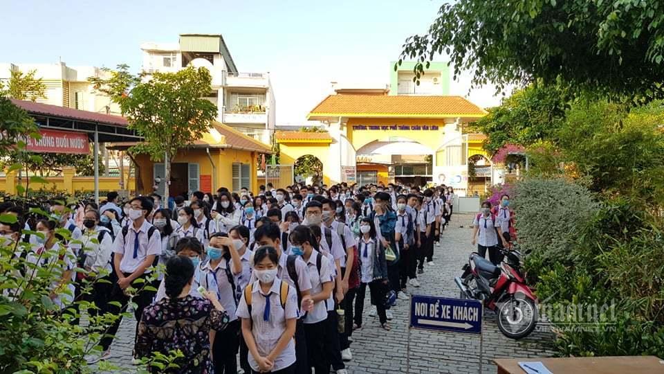 Hàng chục triệu học sinh trở lại trường sau kỳ nghỉ dài kỷ lục