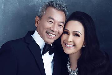 'Nữ hoàng ảnh lịch' Diễm My bày tỏ tình yêu với chồng đại gia