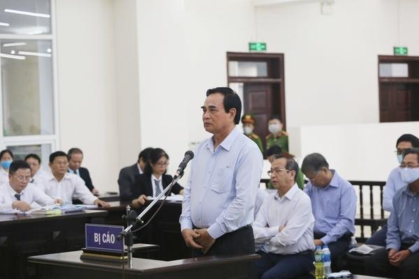 Cựu Chủ tịch Đà Nẵng khai về quan hệ với Phan Văn Anh Vũ