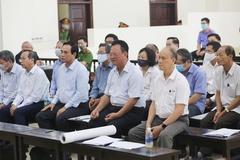 Dàn cựu cán bộ Đà Nẵng 'dính' tội cùng Phan Văn Anh Vũ xin giảm án
