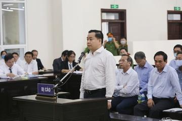 Phan Văn Anh Vũ 'than' về 65 năm tù bị tuyên phạt