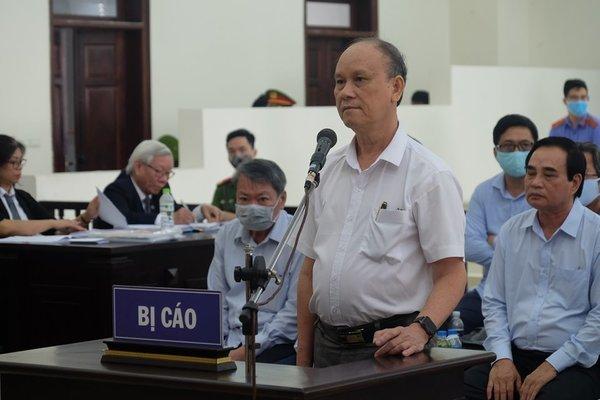 Cựu chủ tịch Đà Nẵng Trần Văn Minh kêu oan cho cấp dưới