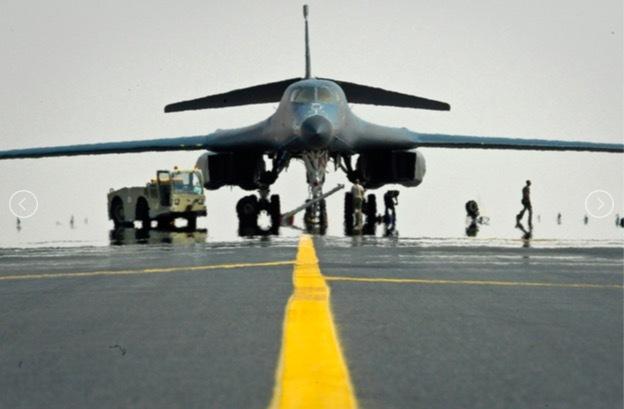 Sức mạnh đặc biệt của máy bay ném bom Mỹ điều tới Biển Đông