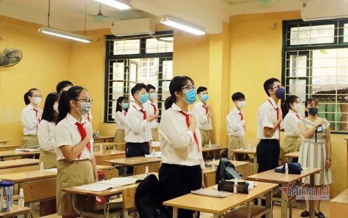 45 tỉnh, thành cho học sinh nghỉ học