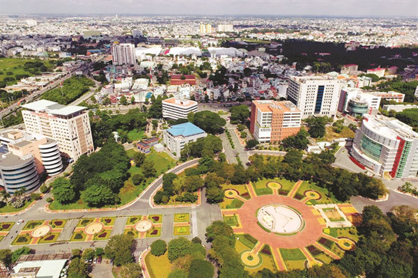 "HCM City eyes new ""city within a city"" in its eastern section"