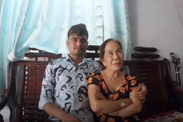 Người phụ nữ Đồng Nai 65 tuổi cưới chàng trai ngoại quốc 24 tuổi