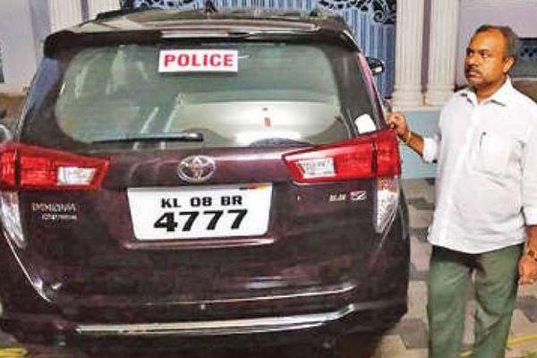 Người dân cho cảnh sát mượn xe 7 chỗ để chống Covid-19