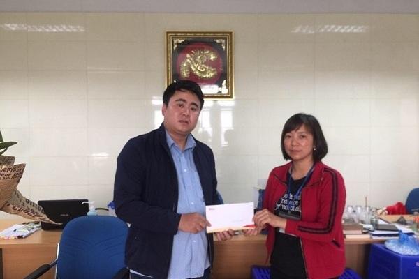 Bạn đọc tiếp sức cho bé Việt Anh chữa bệnh ung thư