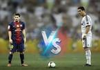 Ronaldo vs Messi: Siêu phẩm đấu tuyệt phẩm