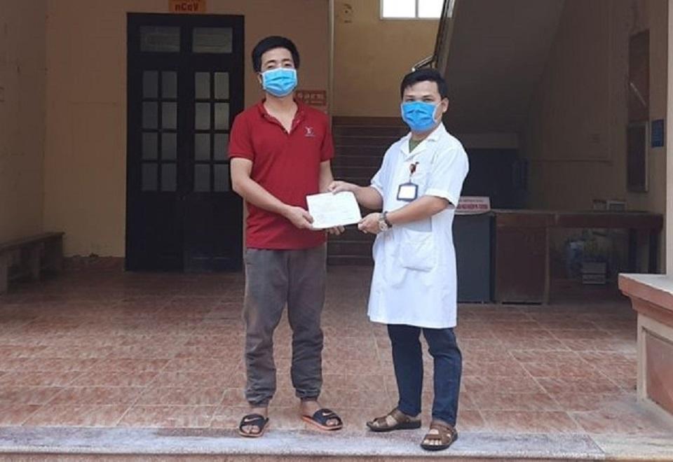 Thêm 2 ca Covid-19 được công bố khỏi bệnh, 50 bệnh nhân đang điều trị