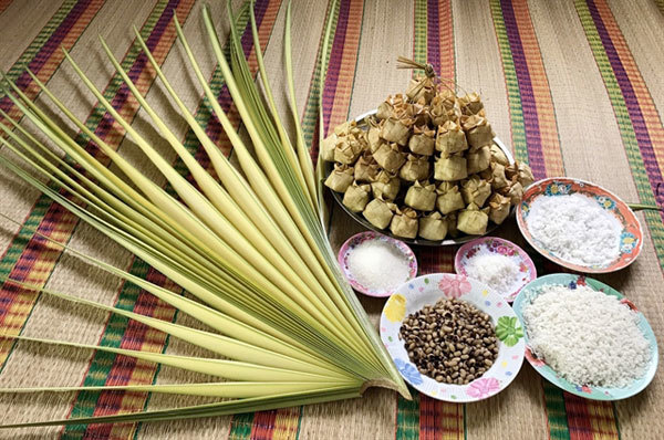 Khmer ethnic minority people,traditional delicacy