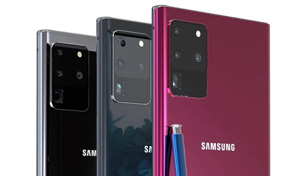 Samsung đặt cược doanh số vào Note 20 và Galaxy Fold 2 nửa cuối năm 2020