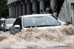 4 dấu hiệu tố cáo một chiếc xe ô tô đã bị thủy kích