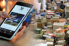 Online shopping: no boom in first quarter as expected