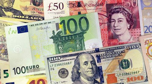 Tỷ giá ngoại tệ ngày 6/5, USD tăng giá, euro giảm