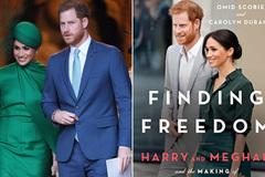 Sách của Harry - Meghan được chú ý khi chưa phát hành