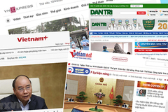 Khi nào được sao chép, trích dẫn đường link các tin, bài báo?