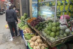 Giá rau, củ, quả giảm mạnh từ chợ cho đến siêu thị