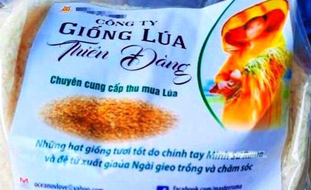 Khuyến cáo về giống lúa quảng cáo 'ăn vào chữa được bệnh'