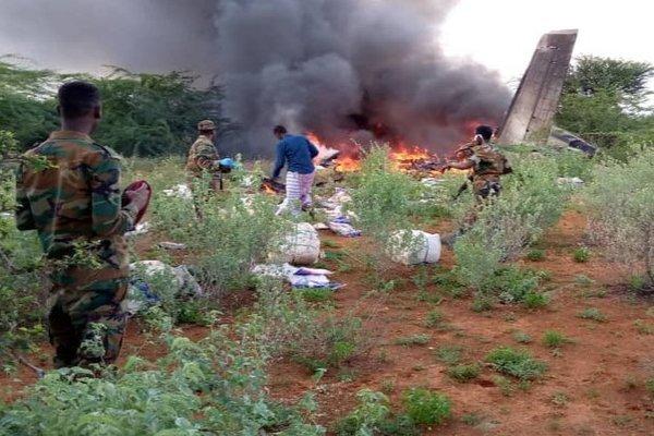 Máy bay chở trang thiết bị y tế chống Covid-19 bị bắn rơi
