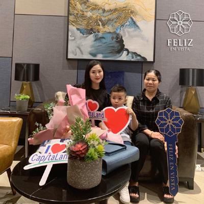 CapitaLand và Thiên Đức bàn giao căn hộ Feliz en Vista