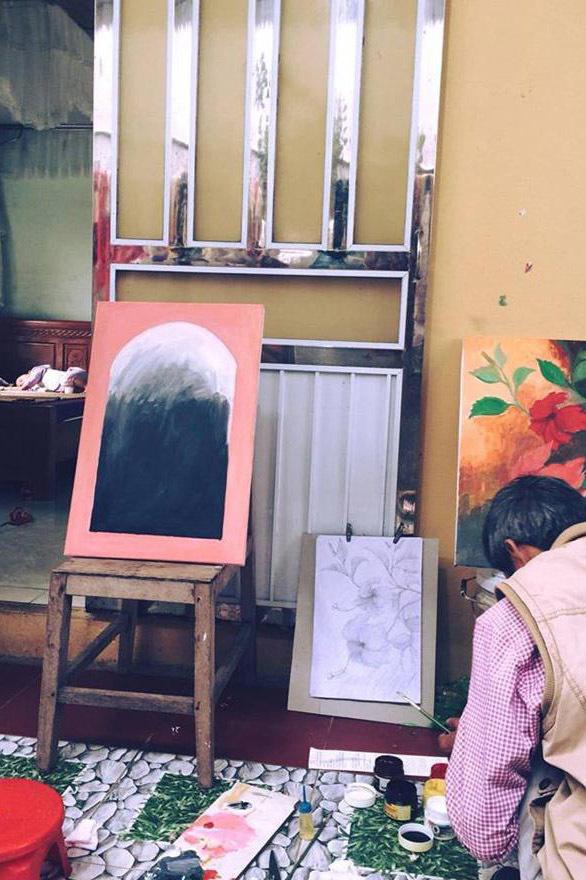 Sơn Tùng - Hà Tăng làm bánh giỏi, Quang Vinh - Khánh Vân vẽ đẹp như hoạ sĩ