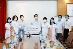 1.500 nệm Ru9 tặng bệnh viện, khu cách ly chống dịch Covid-19