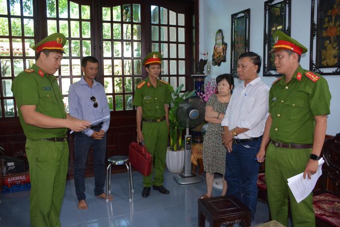 Trưởng và phó phòng Chi cục thủy sản Quảng Nam bị khởi tố