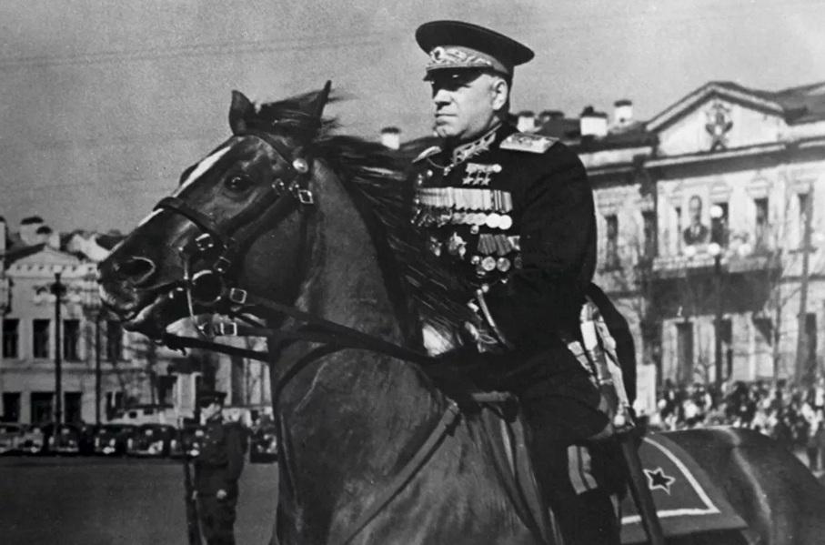 Chân dung những nhà cầm quân kiệt xuất của Liên Xô
