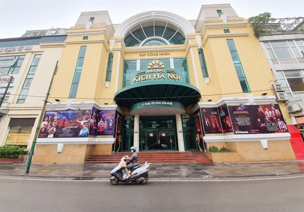 Theatres suffer drop in revenue due to pandemic