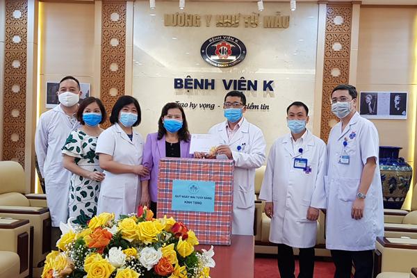 20.000 bệnh nhân ung thư được tặng khẩu trang và tiền để chống dịch Covid-19