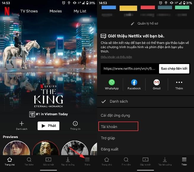 5 thiết lập giúp nâng cao trải nghiệm xem phim Netflix