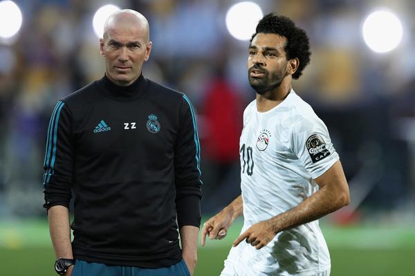 Hụt Mbappe, Real Madrid phá kỷ lục mua Salah