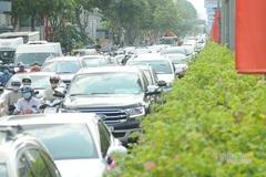 Loạt đường trung tâm Sài Gòn cho ô tô chạy 2 chiều vào ban đêm