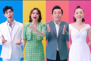 Quốc Trường, Hoàng Thuỳ Linh, Erik tham gia MV 'Việt Nam tử tế'