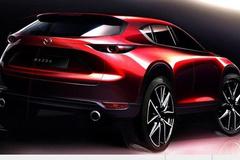Mazda CX-5 có thể được thay thế bởi CX-50 dùng động cơ I6