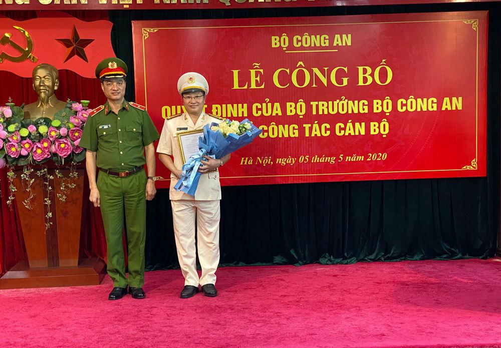Nữ Trung tướng đầu tiên của lực lượng công an nghỉ hưu