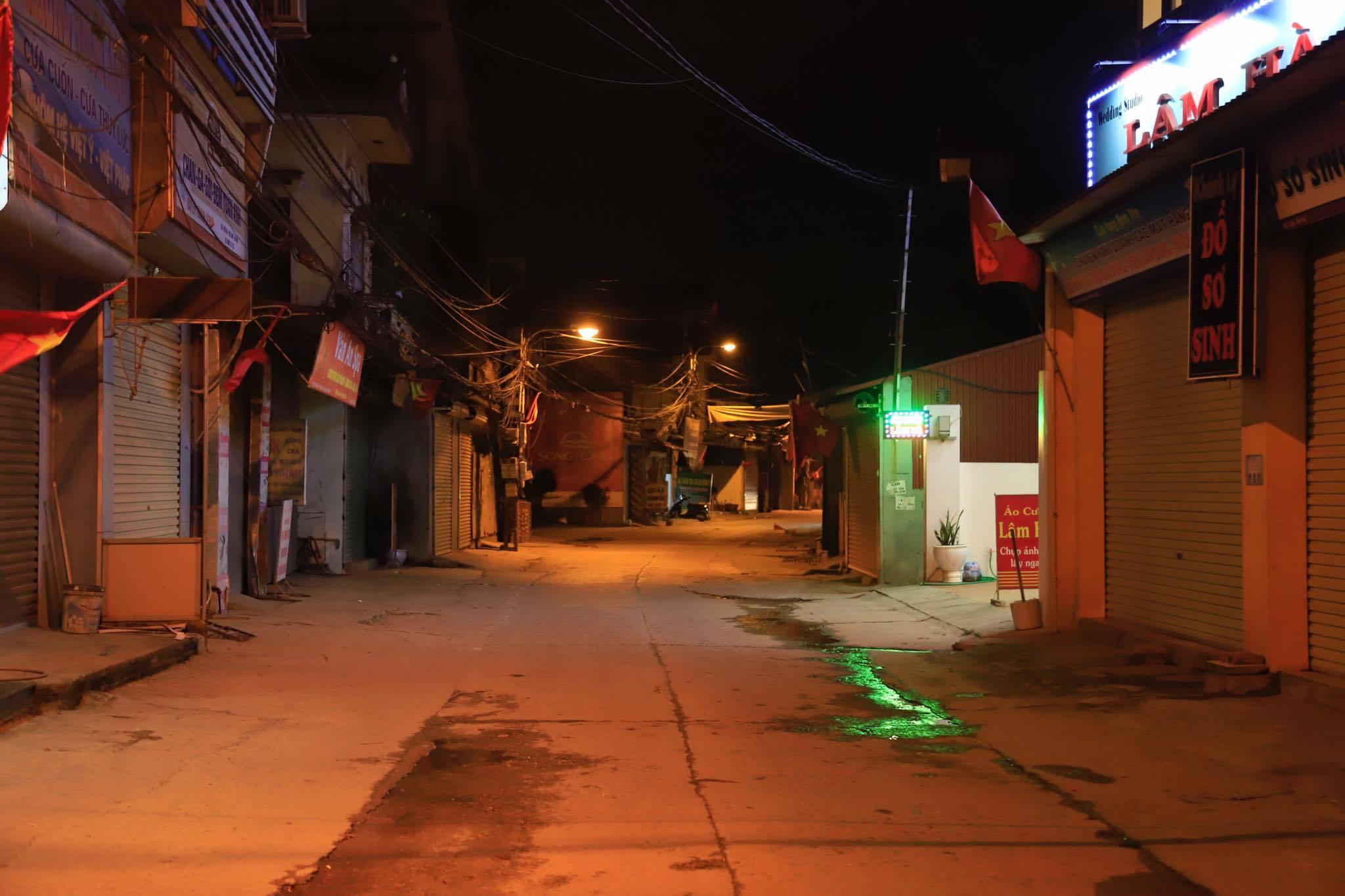 Đêm đặc biệt ở thôn có nhiều người mắc Covid-19 sau 28 ngày