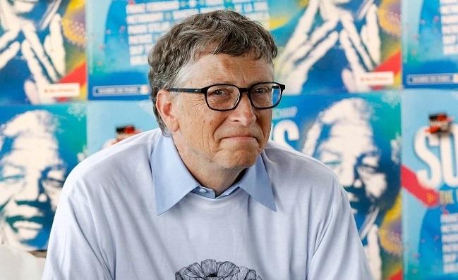 Loại thịt khác thường trong bữa ăn của Bill Gates